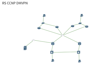 CCNP DMVPN Lab 3