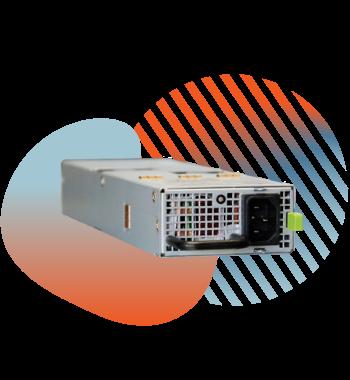 commscope power supply unit with pivit branding