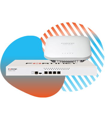 fortinet wireless from pivit global