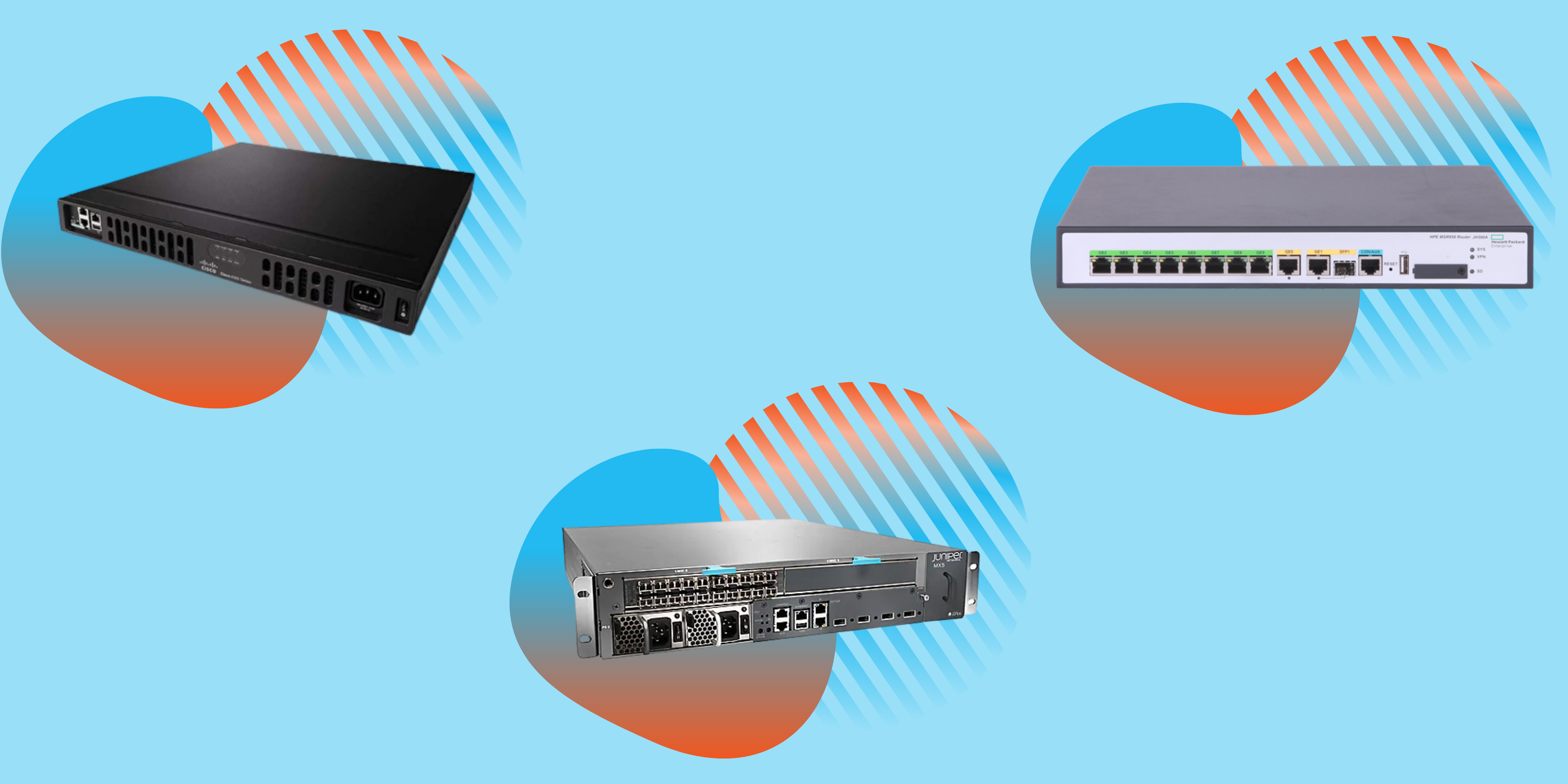 routers from pivit global