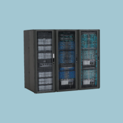 Image of data center infrastructure