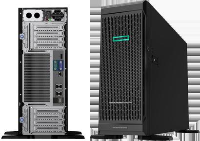 hpe tower server